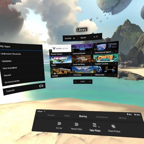 Oculus Go Overview | raywenderlich.com